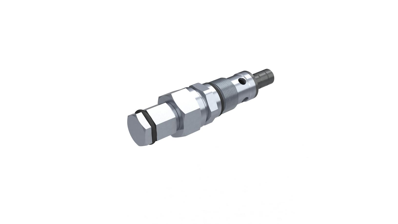 Válvula limitadora de pressão a cartucho